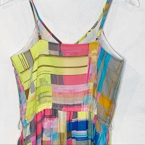 Trina Turk Dresses - Trina Turk Playa Vista Silk Dress